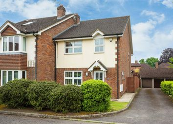 Thumbnail 4 bed semi-detached house for sale in Springfields, Amersham, Buckinghamshire