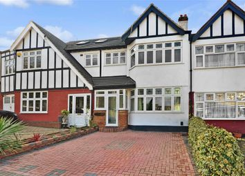 Thumbnail 5 bed terraced house for sale in Roding Lane North, Woodford Green, Essex