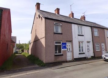 Thumbnail Terraced house for sale in Gladstone Street, Mold, Flintshire