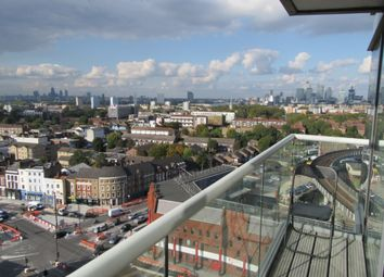 Thumbnail 1 bed flat to rent in Distillery Tower, London