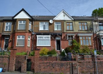 Thumbnail 3 bedroom terraced house for sale in Glanwern Terrace, Pontypool, Monmouthshire.