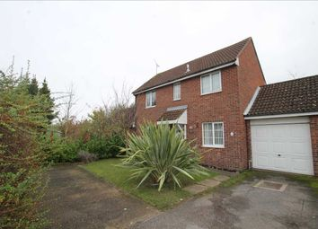 Thumbnail 3 bed property for sale in The Josselyns, Trimley St Mary, Felixstowe