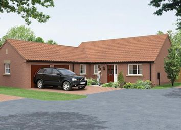 Thumbnail 3 bedroom bungalow for sale in The Goodwood, Willoughby Road, Alford, Lincolnshire