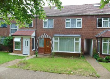 Thumbnail 3 bed terraced house to rent in Gobions, Basildon