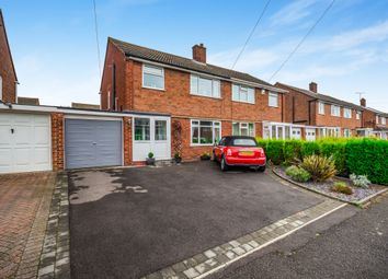 Thumbnail 3 bed semi-detached house for sale in Elmdale Drive, Aldridge, Walsall