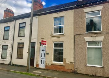 Thumbnail 2 bed terraced house for sale in Highfield Street, Earl Shilton, Leicester