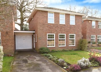 Thumbnail 4 bed link-detached house to rent in Atfield Grove, Windlesham, Surrey