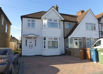 Thumbnail 4 bed semi-detached house for sale in Hibbert Road, Harrow Weald, Middlesex