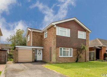 Thumbnail 4 bed detached house for sale in Brendon Drive, Ashford, Kent