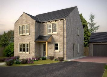 Thumbnail 4 bed detached house for sale in Plot 5, Laund Croft, Salendine Nook
