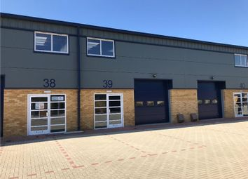 Thumbnail Warehouse for sale in Unit 38 Glenmore Business Park, Portfield, Chichester, West Sussex