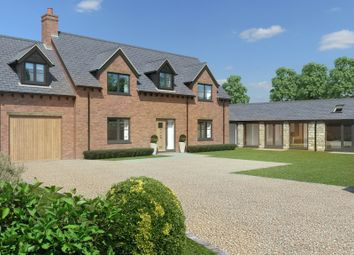 Thumbnail 5 bed property for sale in Park Farm, Waterstock, Oxford