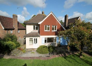 Thumbnail 4 bed detached house to rent in Penland Road, Haywards Heath