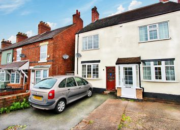 2 bed semi-detached house for sale in Glascote Road, Glascote, Tamworth B77