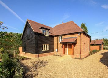 Thumbnail 4 bed detached house for sale in Horton House Farm, Horton, Leighton Buzzard