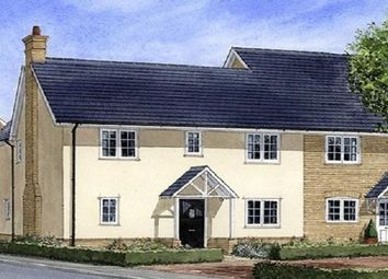 Thumbnail 3 bed semi-detached house for sale in The Roseate, Radwinter Road, Saffron Walden, Essex