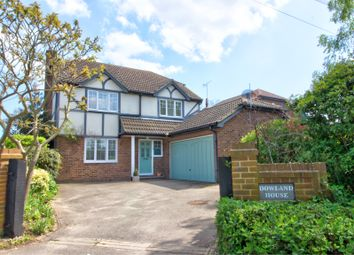 Thumbnail 4 bed detached house for sale in Cooling Street, Cliffe, Rochester