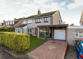 Thumbnail 4 bed semi-detached house for sale in 35 Baberton Mains Drive, Baberton