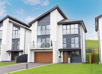 Thumbnail 4 bed detached house for sale in Chapel View, Turton, Bolton