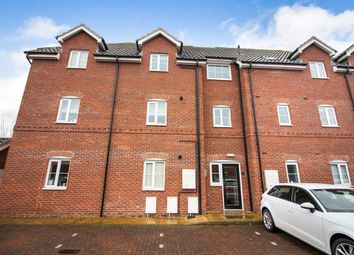 Thumbnail 2 bedroom flat for sale in Bartrums Mews, Diss, Norfolk