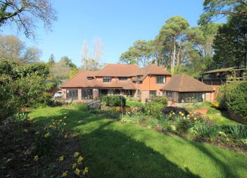 Thumbnail 5 bedroom detached house for sale in Castle Lane, Budleigh Salterton