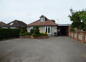 Thumbnail 3 bed bungalow for sale in Church Road, Stretton, Burton-On-Trent, Staffordshire