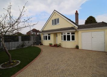 Thumbnail 4 bed detached house for sale in Bond Road, Oakdale, Poole