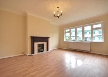 Thumbnail 2 bed flat to rent in Elm Park Court, Elm Park Road, Pinner, Middlesex
