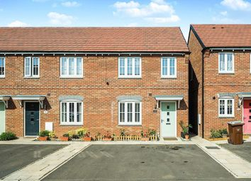Thumbnail 3 bedroom semi-detached house for sale in Robins Wood Road, Nottingham