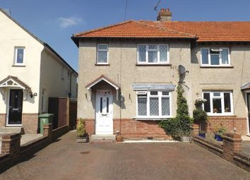 Thumbnail 3 bed end terrace house for sale in Locksley Road, Eastleigh