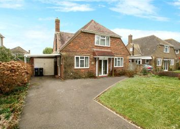 Thumbnail 3 bed detached bungalow for sale in Ilex Way, Goring By Sea, Worthing