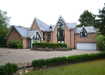 Thumbnail 8 bed detached house to rent in Barry Rise, Bowdon, Altrincham