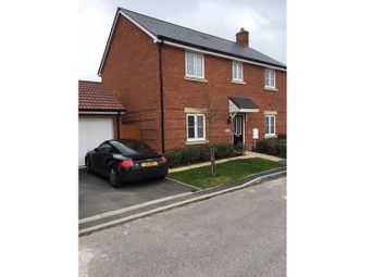 Thumbnail 4 bed shared accommodation to rent in Robin Road, Old Sarum, Salisbury, Wiltshire