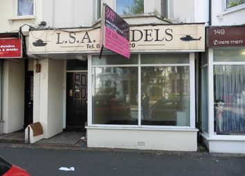 Thumbnail Retail premises to let in 151 Sackville Road, Hove, East Sussex