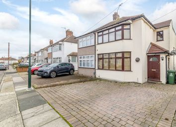 Thumbnail 3 bed semi-detached house for sale in Monmouth Close, Welling, Kent