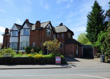 Thumbnail 4 bed semi-detached house for sale in Howard Road, Kings Heath, Birmingham, West Midlands