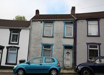 Thumbnail 3 bed terraced house for sale in Wind Street, Aberdare