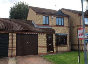 Thumbnail 3 bed link-detached house to rent in Grove Court, Gainsborough