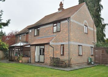 Thumbnail 4 bed detached house for sale in Writtle, Chelmsford, Essex