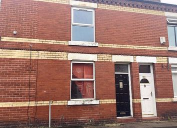 Thumbnail 2 bedroom terraced house for sale in Madison Street, Abbey Hey, Manchester