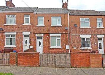 Thumbnail 3 bed terraced house for sale in Browning Street, Easington Colliery, Peterlee
