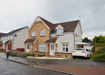 Thumbnail 2 bed semi-detached house to rent in Cruckburn Wynd, Stirling