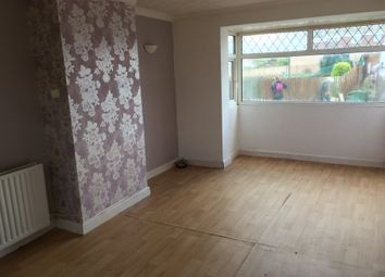 Thumbnail 2 bed terraced house to rent in Llandaff Green, Cwmbran