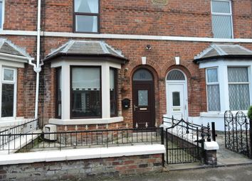 Thumbnail 3 bed terraced house for sale in North Albion Street, Fleetwood
