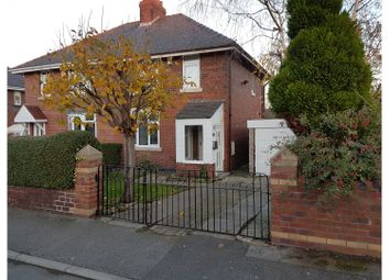 Thumbnail 3 bed semi-detached house for sale in Stubbs Road, Barnsley