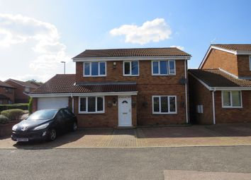 Thumbnail 4 bed detached house for sale in Mapperley Drive, Little Billing, Northampton