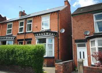 Thumbnail 2 bed semi-detached house for sale in St. Johns Road, Chesterfield
