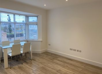 Thumbnail 3 bed flat to rent in Holcombe Road, London