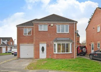 Thumbnail 4 bed detached house for sale in 8 Corner Pin Close, Staveley, Chesterfield, Derbyshire