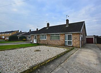 Thumbnail 2 bedroom semi-detached bungalow to rent in Simon Road, Longlevens, Gloucester